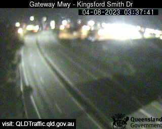 Gateway Motorway & Kingsford Smith Drive, QLD
