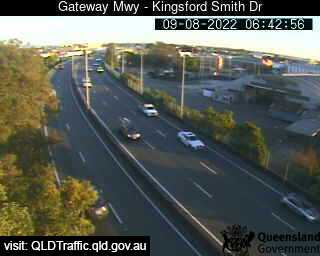 Gateway Motorway & Kingsford Smith Drive, QLD (North), QLD