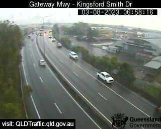 Gateway Motorway & Kingsford Smith Drive