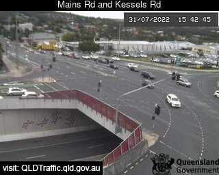 Mains Road and Kessels Road