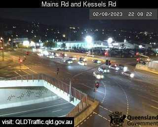 Mains Road & Kessels Road