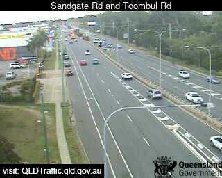 Sandgate Road & Toombul Road