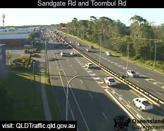 Sandgate Road & Toombul Road, QLD