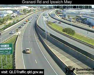 Granard Road & Ipswich Motorway, QLD