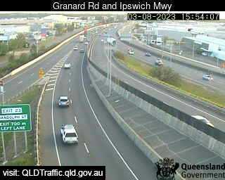 Granard Road & Ipswich Motorway, QLD
