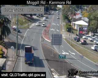 Moggill Road & Kenmore Road