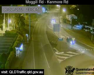 Moggill Road & Kenmore Road, QLD (East), QLD