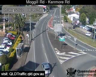 Moggill Road & Kenmore Road