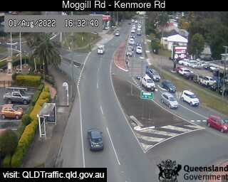 Moggill Road & Kenmore Road, QLD (East), QLD