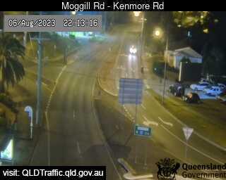 Moggill Road & Kenmore Road, QLD