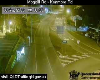 Moggill Road & Kenmore Road, QLD