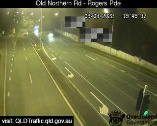 Webcam at Old Northern Road - Rogers Parade Everton Park