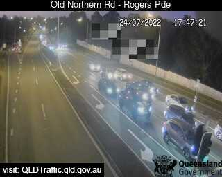 Old Northern Road & Rogers Parade, QLD (North), QLD