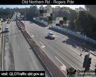 Old Northern Road & Rogers Parade, QLD