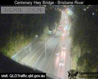 Centenary Highway Bridge – Brisbane River