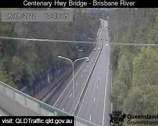 Centenary Highway Bridge – Brisbane River, QLD (South), QLD