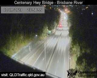 Centenary Highway Bridge – Brisbane River, QLD