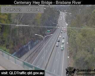 Centenary Highway Bridge – Brisbane River, QLD (South), QLD