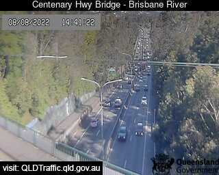 Centenary Highway Bridge – Brisbane River, QLD