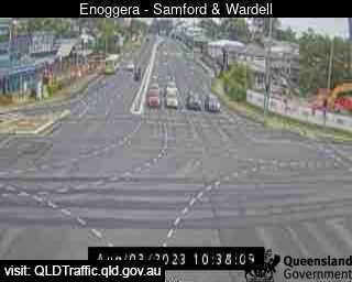 Samford Road & Wardell Street