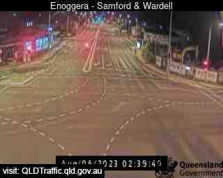 Samford Road & Wardell Street, QLD (West), QLD