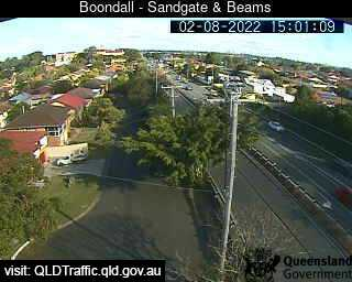 Sandgate Road and Beams Road