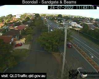 Sandgate Road & Beams Road, QLD