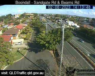 Sandgate Road & Beams Road, QLD