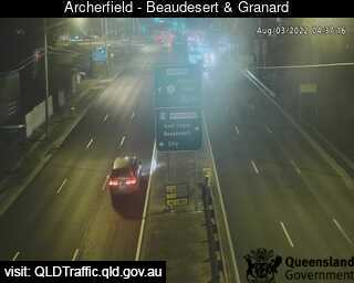 Beaudesert Road & Granard Road, QLD