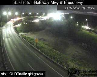Gateway Motorway & Bruce Highway, QLD
