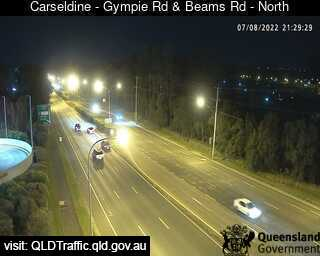 Gympie Road & Beams Road, QLD