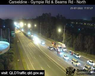Gympie Road & Beams Road, QLD (North), QLD