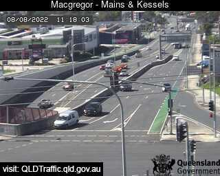 Webcam at Mains Road and Kessels Road Macgregor