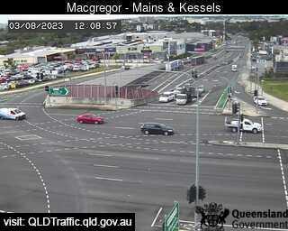 Mains Road & Kessels Road, QLD
