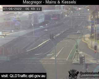 Mains Road & Kessels Road