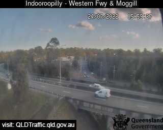 Western Freeway & Moggill Road, QLD (West), QLD