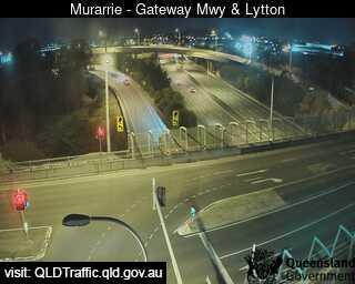 Gateway Motorway & Lytton Road, QLD