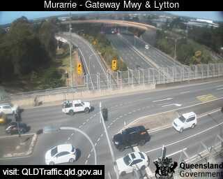 Gateway Motorway & Lytton Road, QLD
