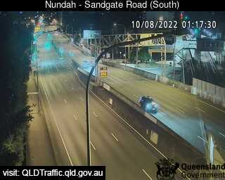 Webcam at Sandgate Road at Tunnel Entrance Nundah