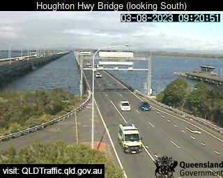 Houghton Highway Bridge (looking south)