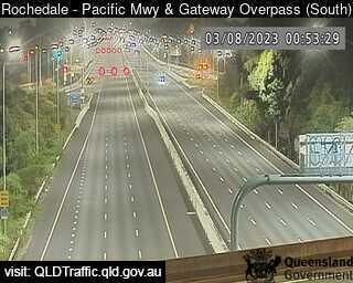 Pacific Motorway & Gateway Motorway Overpass
