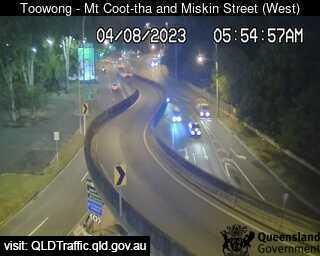 Mount Coot-tha & Miskin Street, QLD (West), QLD