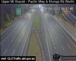 Pacific Motorway and Klumpp Road