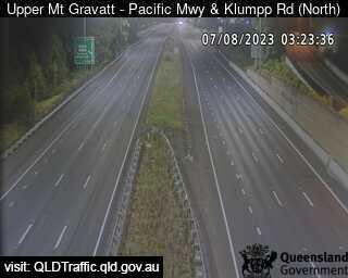 Pacific Motorway & Klumpp Road