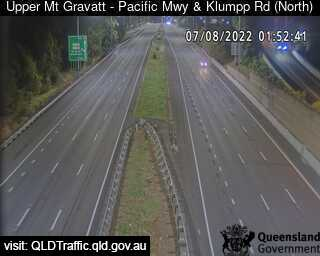 Pacific Motorway & Klumpp Road
