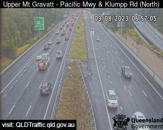 Pacific Motorway & Klumpp Road, QLD