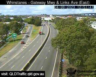 Gateway Motorway & Links Avenue, QLD