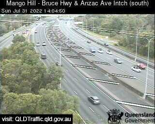 Bruce Highway & Anzac Avenue Interchange