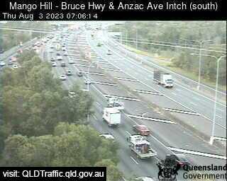 Bruce Highway & Anzac Avenue Interchange