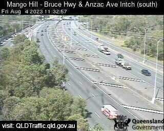 Bruce Highway & Anzac Avenue Interchange, QLD (South), QLD
